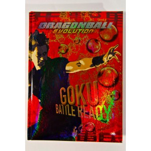 Diario Scuola Dragon Ball Evolution