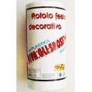 Rotolo decorativo in pvc - W GLI SPOSI